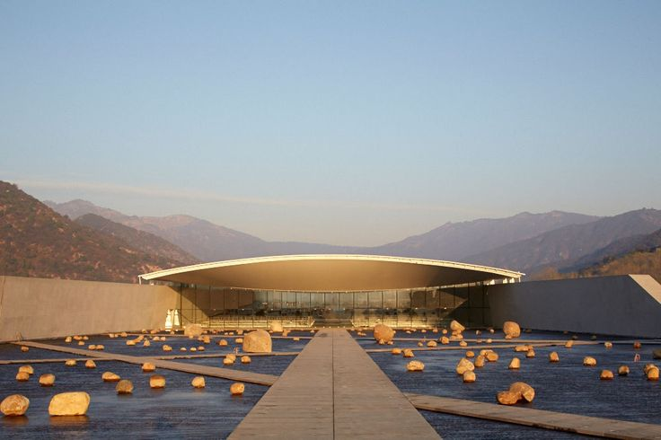 Architects: Smiljan Radic + Loreto Lyon Location: Millahue, San Vicente de Tagua…