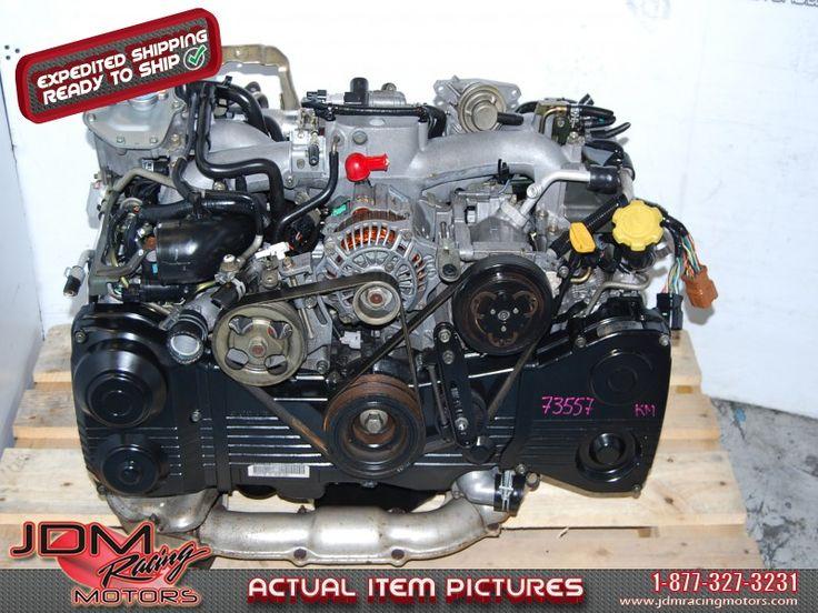 JDM Subaru WRX DOHC EJ205 2.0L Engine 2002-2005 Quad Cam Turbo AVCS Motor.  eBay # 161531206035  Find this item on our website: http://www.jdmracingmotors.com/engine_details/1802  Tags: #JDM, #Subaru, #WRX, #STi, #EJ205, #Engine, #Used, #Swap, #EJ, #Quad, #Cam, #DOHC, #Motor, #Turbo, #Impreza, #2.0L, #2002, #2003, #2004, #2005