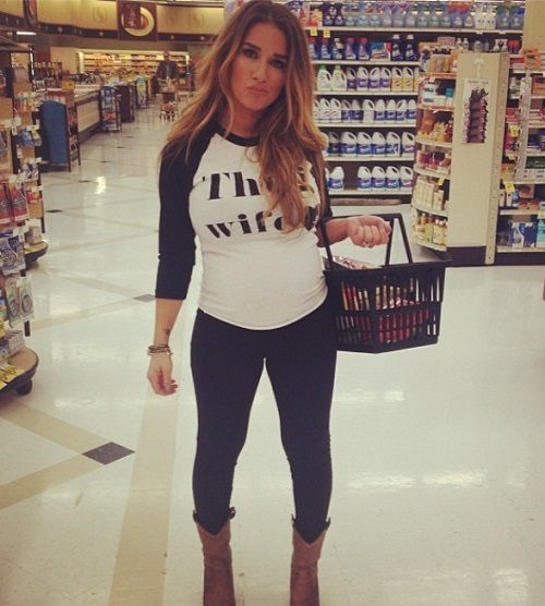Jesse James Decker Pregnant | Jessie James and Eric Decker remain America's most fun celebrity ...