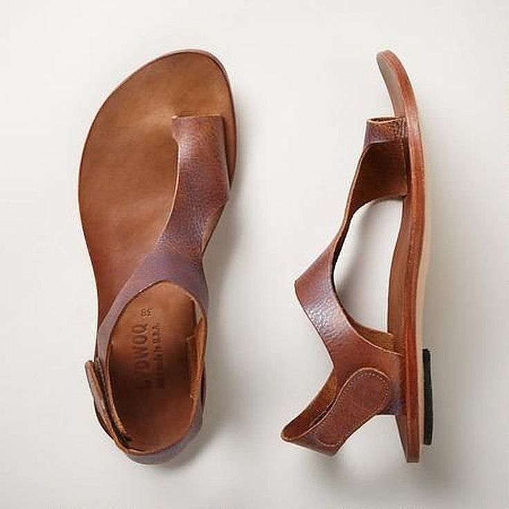 Nice 60 Pictures of Beautiful Handmade Leather Sandals for Women