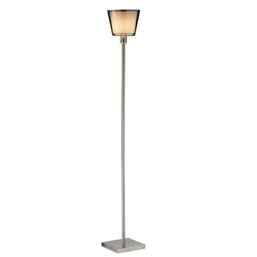 "Adesso Prescott Tall 71.75"" Floor Lamp"