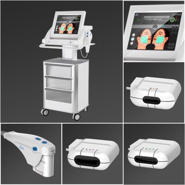 hifu machine wrinkle removal facelift