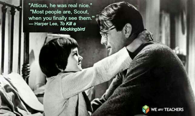 the societal boundaries of man in to kill a mockingbird by harper lee To kill a mockingbird by harper lee  she married a taciturn man who spent most  our summertime boundaries.