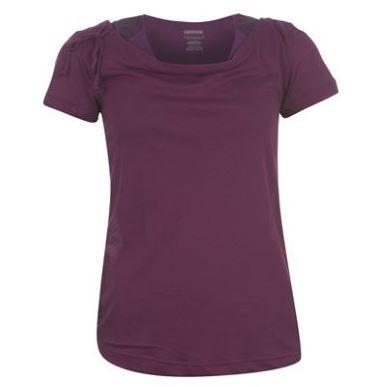 Reebok | Reebok EasyTone Short Sleeve Layer T Shirt Ladies | Ladies T Shirt