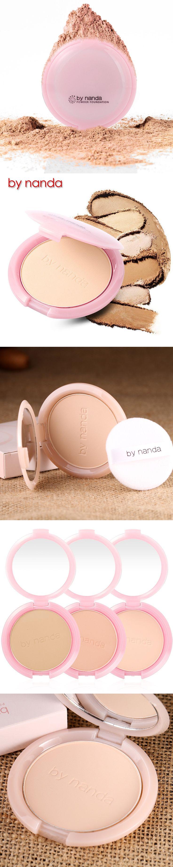 BY NANDA Brand face powder Professional Cosmetic By nanda Studio Fix Powder Plus Foundation Fond De Teint Poudre 8.5g Makeup co.