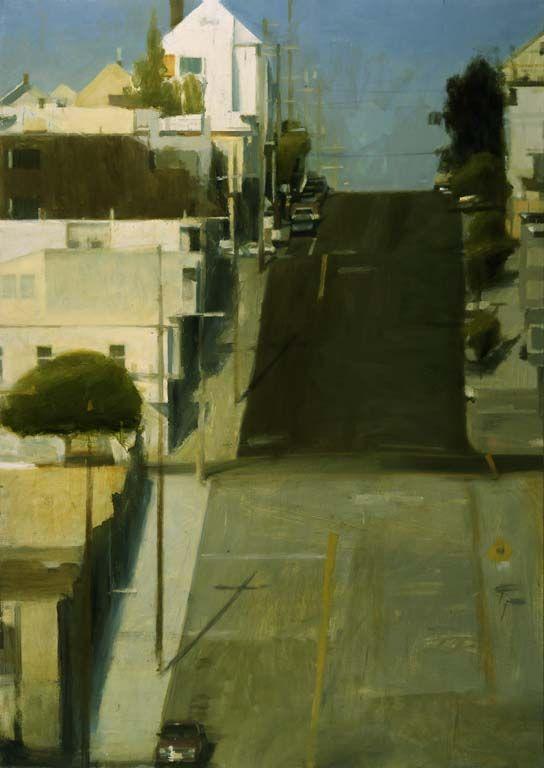 ben aronson, Hill Street, San Francisco, 2006