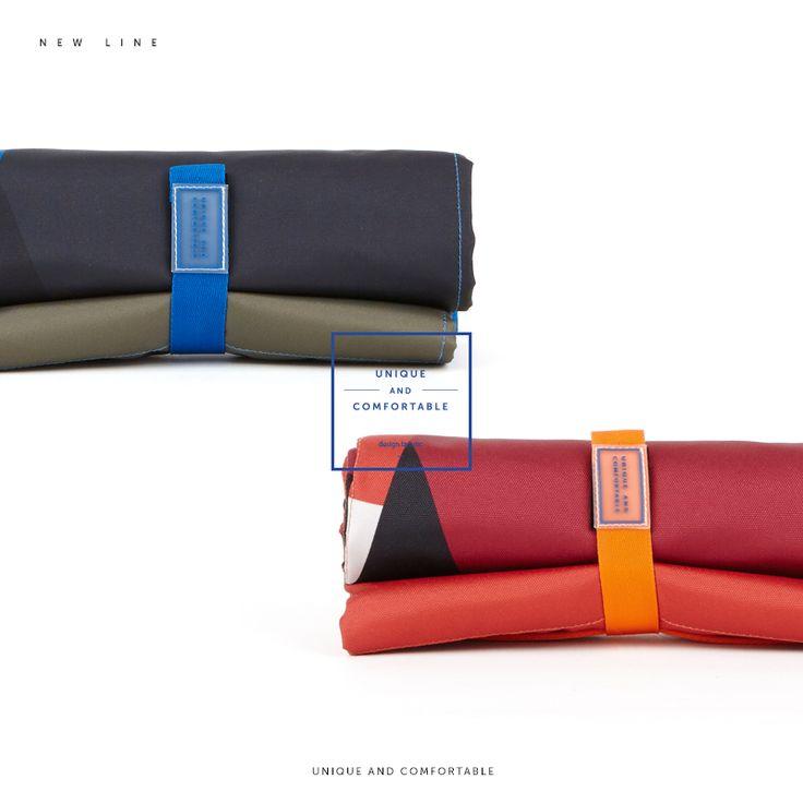 unc picnic mat / Scamp accessory line