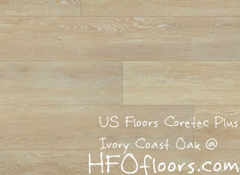 Us Floors Coretec Plus Ivory Coast Oak 7 Quot Luxury Vinyl