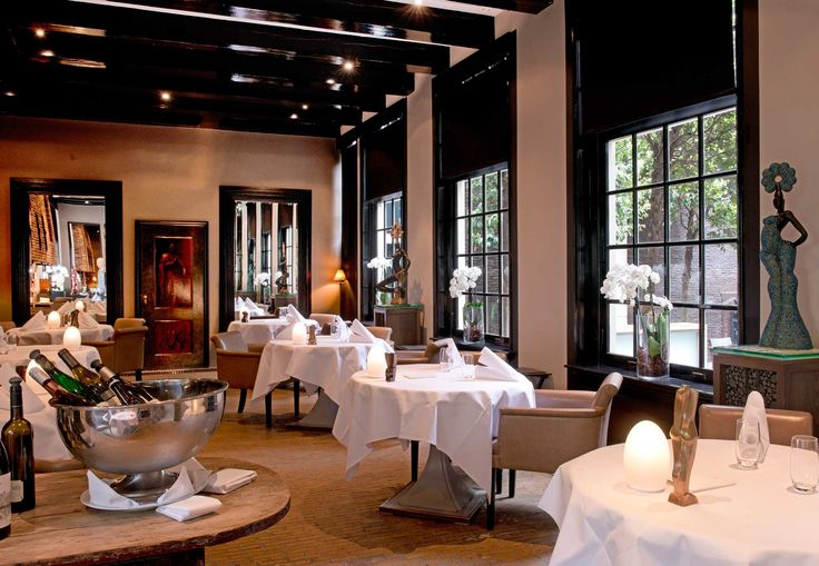 The Dylan Amsterdam Hotel, Restaurant Vinkeles