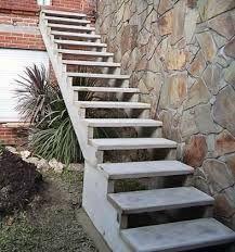 """Résultat de recherche d'images pour """"escaleras de hormigon"""""""