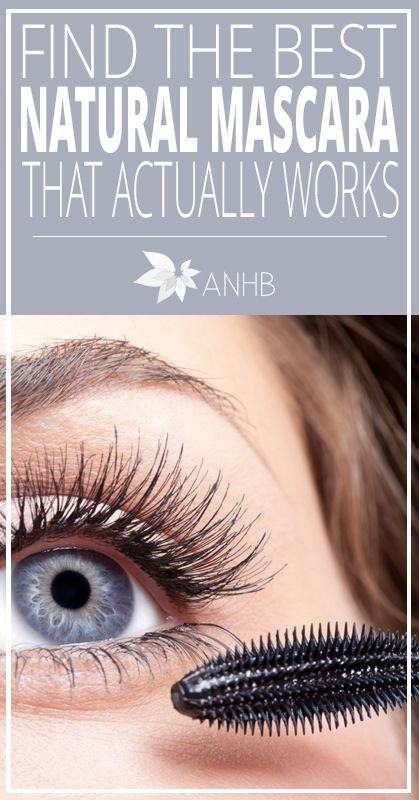 Find the Best Natural Mascara That Actually Works - All Natural Home and Beauty
