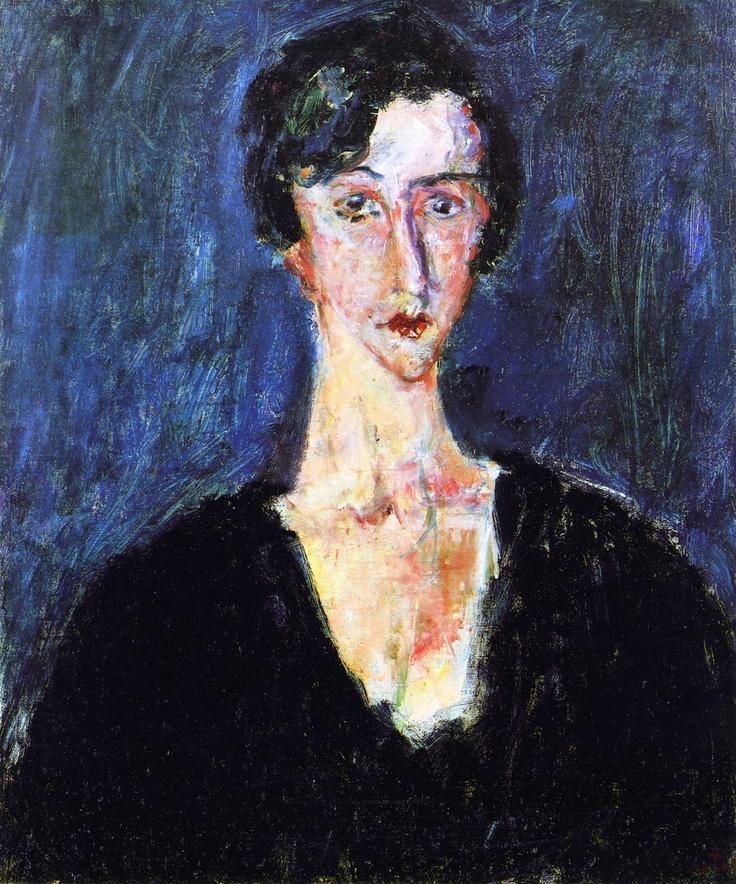 Portrait of Madeleine Castaing Chaim Soutine - circa 1929