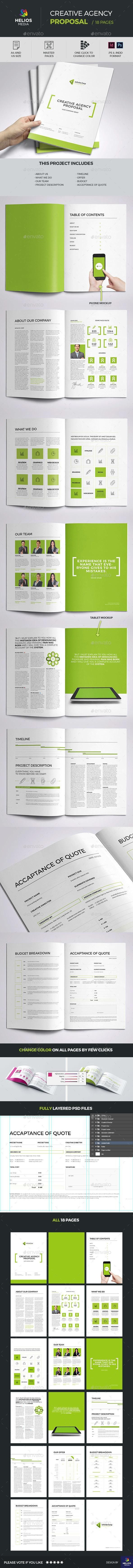 Propsal Template Invoice Design Template Print Templates Invoice Design