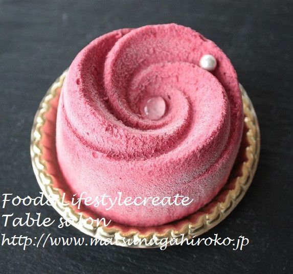 ROSE ベリー|ケーキ|Amara|ハンドメイド通販・販売のCreema