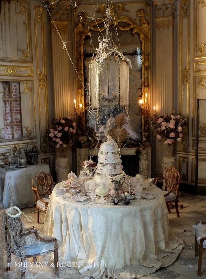 Miss Havisham's Wedding Breakfast