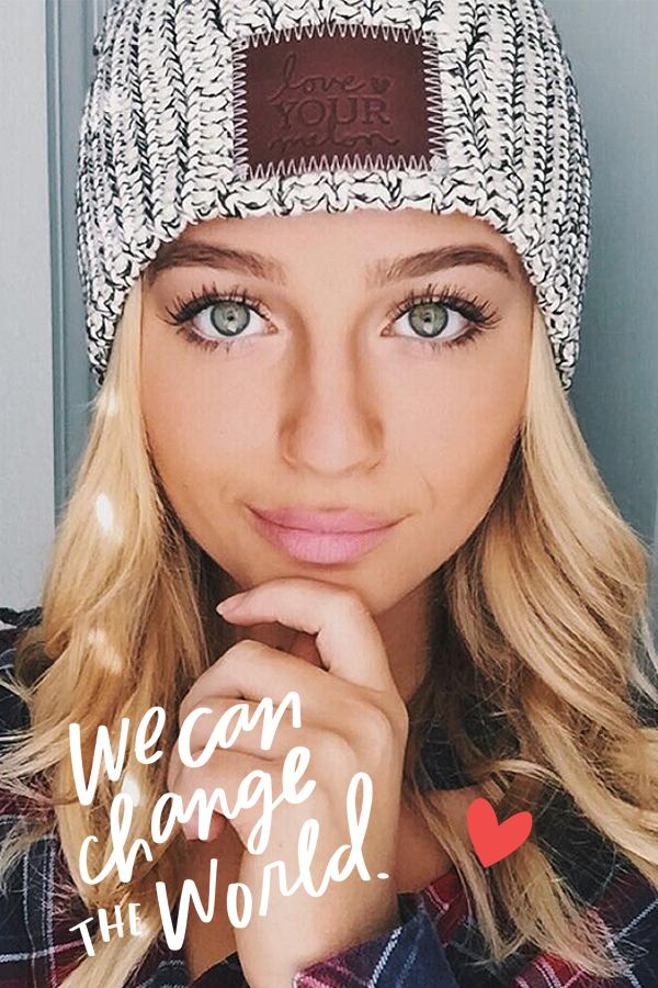 Cute, comfortable and perfect for the new school year! Make a difference in the lives of children battling cancer and shop Love Your Melon today!