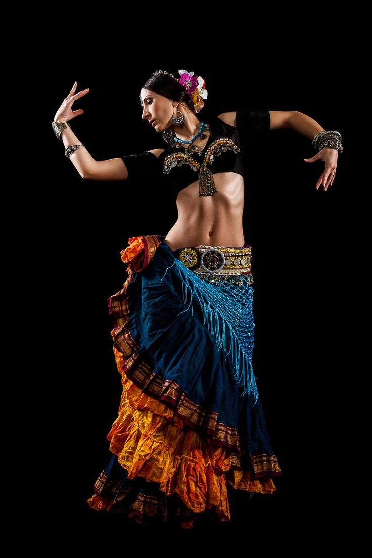 Алёшина Нелли Рязань American tribal style