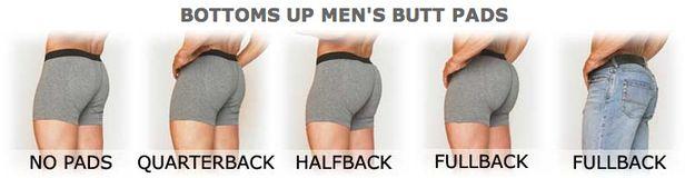 Male Butt Pads 41