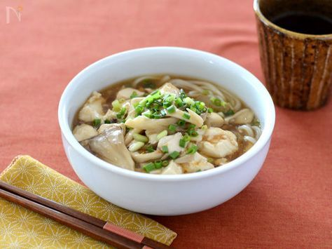 まいたけ豆腐あんかけうどん by 西山京子/ちょりママ   レシピサイト「Nadia   ナディア」プロの料理を無料で検索