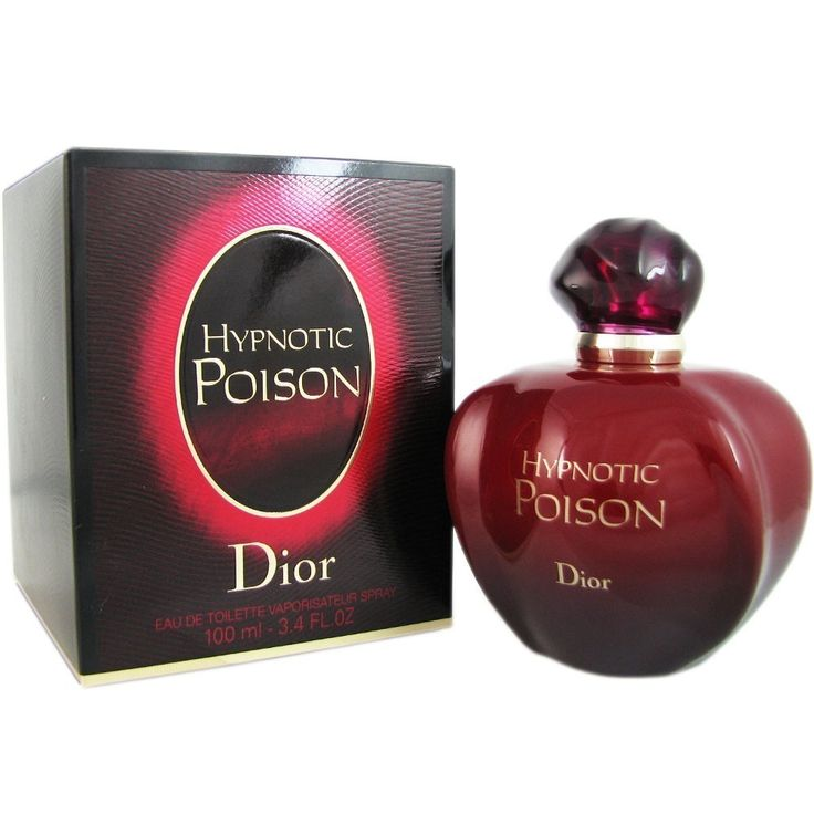 Christian Dior Hypnotic Poison Women's 3.4-ounce Eau de Toilette Spray, Brown
