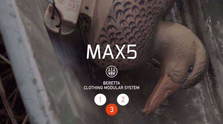 Beretta Waterfowler RealTree MAX-5® Camo Jacket
