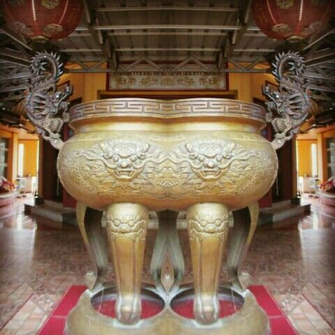 Beautiful art for temple