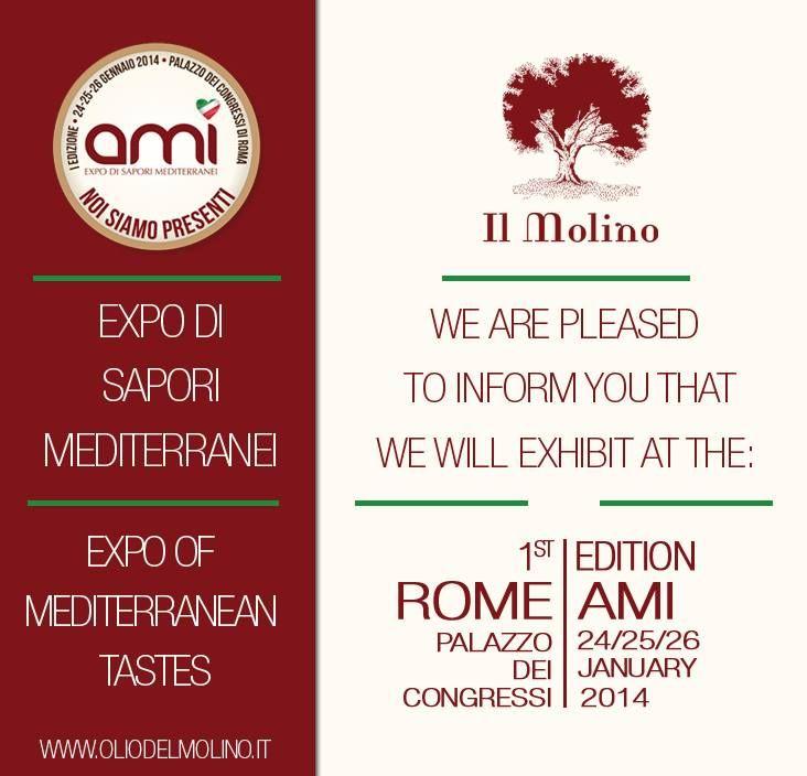 #ami #ilmolino #rome