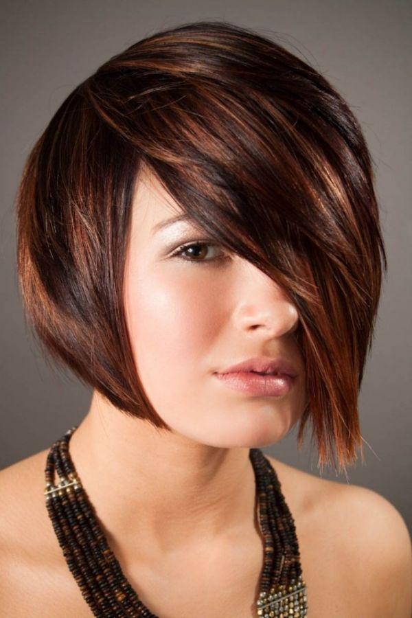 Best 25+ Short brown haircuts ideas on Pinterest | Brown ...