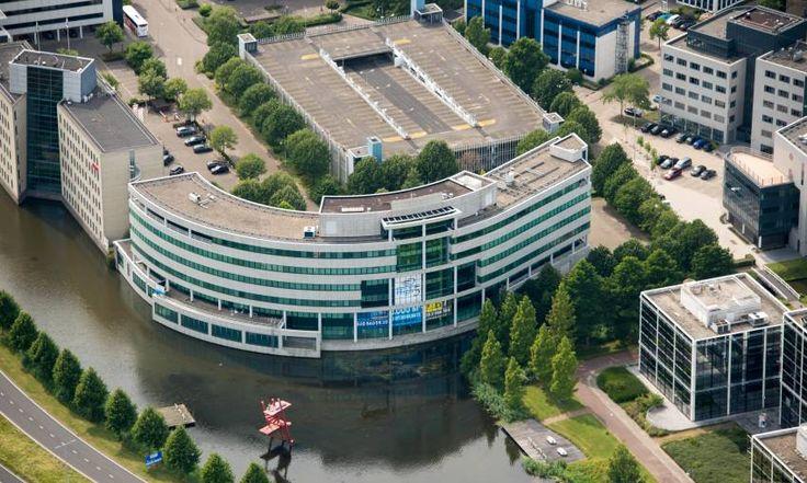 GROZA Kantoorruimte in Hoofddorp gehuurd door digitaal dienstverlener Ingenico http://www.groza.nl www.groza.nl, GROZA