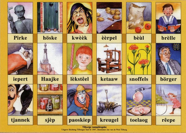 Brabants dialect