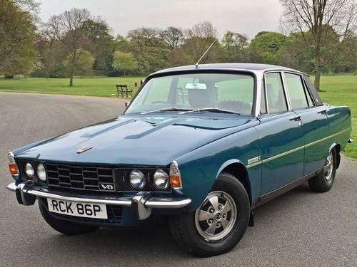 1976 Rover P6 3500S V8 Manual For Sale | < 379° D Ber (jap) https://de.pinterest.com/mr4261/rover-p6-p6b-tc-3500-2200-2000/