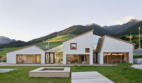 Architecture Kindergarten Terenten Design By Architects Interior Styles