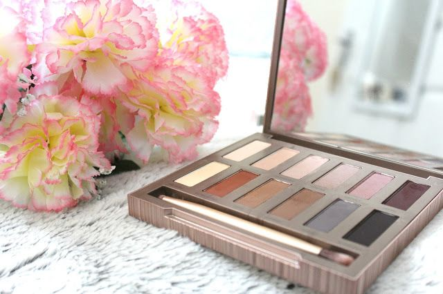 MY FIRST IMPRESSIONS: URBAN DECAY NAKED ULTIMATE BASICS