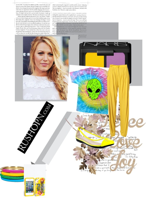 """yellowlient"" by hildaolifia on Polyvore"