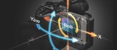 α7S II E-Mount-Kamera mit Kleinbildsensor . Optische 5-Achsen-Bildstabilisierung Sorgt für stabile ausdrucksstarke Fotos und Filme mit verschiedenen Objektiven.