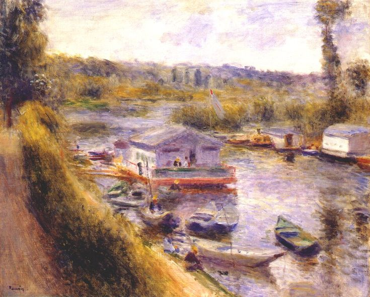 monet vs renoir impressionists By artists including monet, renoir,  by renoir and monet, the impressionists worked more or  monet to van gogh: a history of impressionism .
