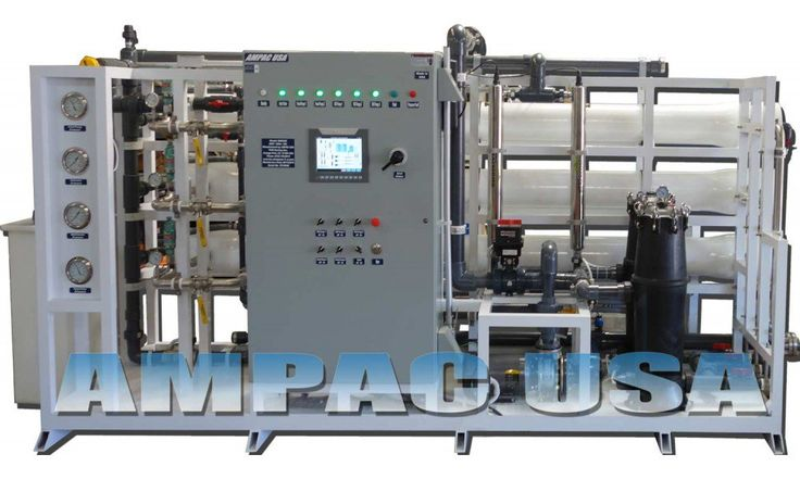 Sea Water Desalination Watermaker 80,000 GPD| SW80K-LX