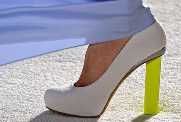Is There Anything Cooler Than Colorblock Heels?