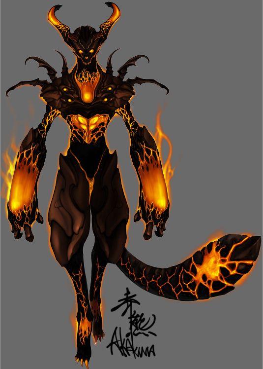 Daímonas  Demonios comunes suelen pactar con mortales por sus almas a cambio de un favor, después de 10 años pasa a recoger su alma   Peligro 8-9