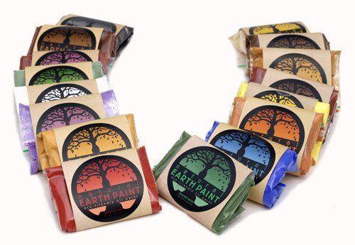 Individual Packets, Natural Pigments