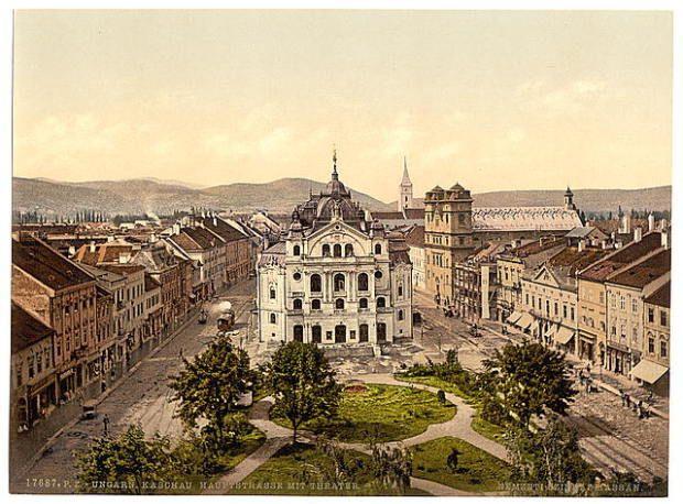 Amerikában őrzött csodálatos fotók a régi Magyarországról - MindenegybenBlog