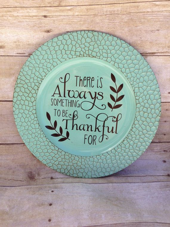 Hey, I found this really awesome Etsy listing at https://www.etsy.com/listing/212908865/personalized-charger-plate
