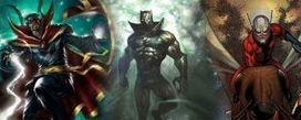 'Black Panther': ¡Nuevos rumores sobre una película de Marvel con Pantera Negra!