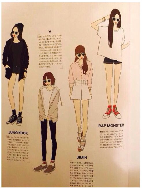 Bts ideal woman fashion | Kpop inspired outfits | Pinterest | Womenu0026#39;s fashion BTS and Womenu0026#39;s