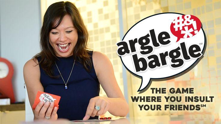 Argle Bargle Card Game Up On Kickstarter  http://www.tabletopgamingnews.com/argle-bargle-card-game-up-on-kickstarter/