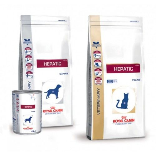 Royal Canin Caine Hepatic Conserva 200 g