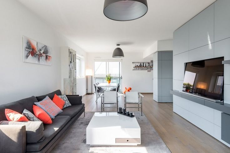 Modern Duplex Apartment in Lyon