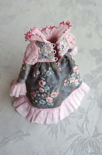 Одежда для кукол и Тильд - Страница 7 - Форум