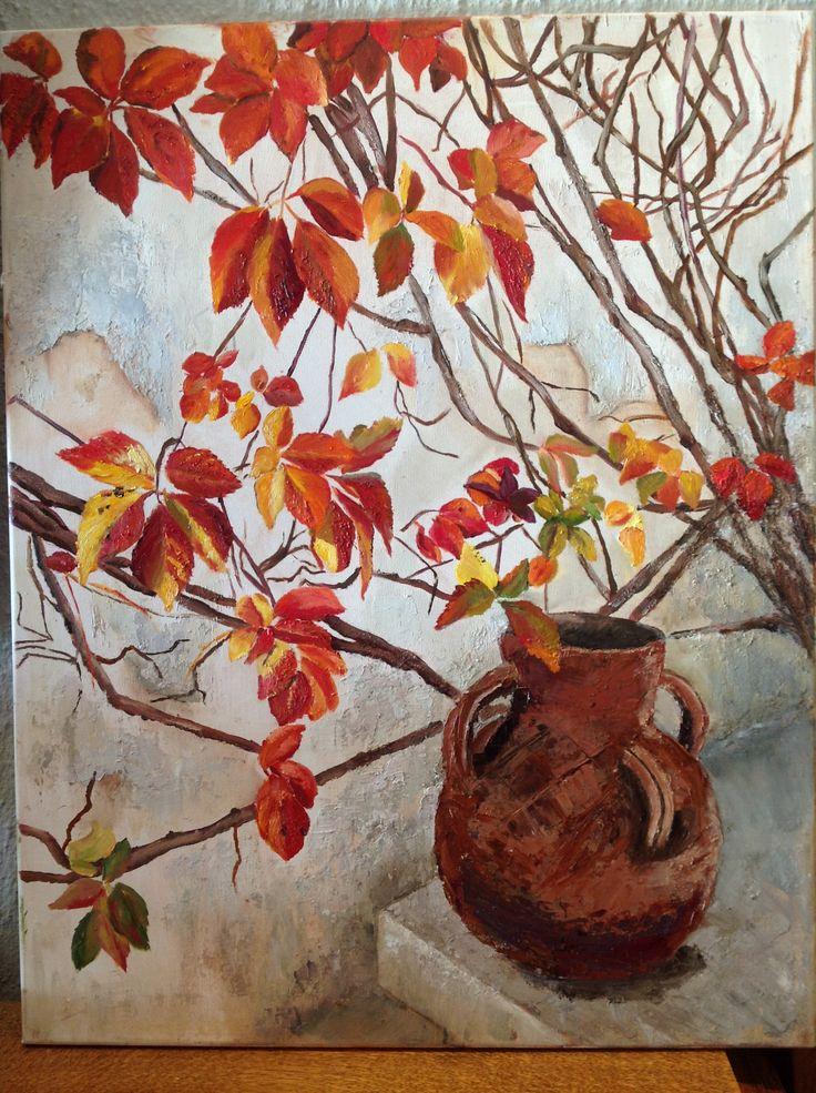 Autumn in my garden. Riet van Heerden