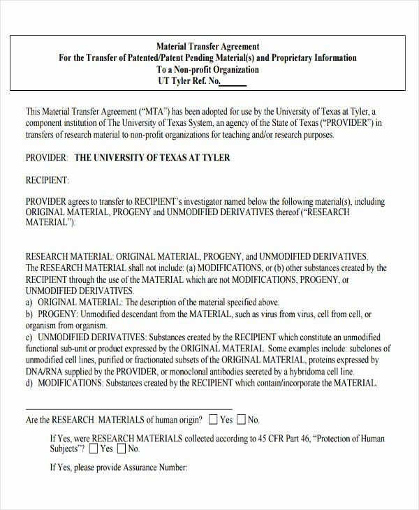 Transfer Of Business Ownership Agreement Template Awesome Transfer